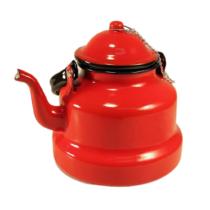 Zománcozott teáskanna 1 literes